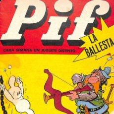 Cómics: PIF Nº 33 SEMANARIO JUVENIL - LA BALLESTA. Lote 59902491