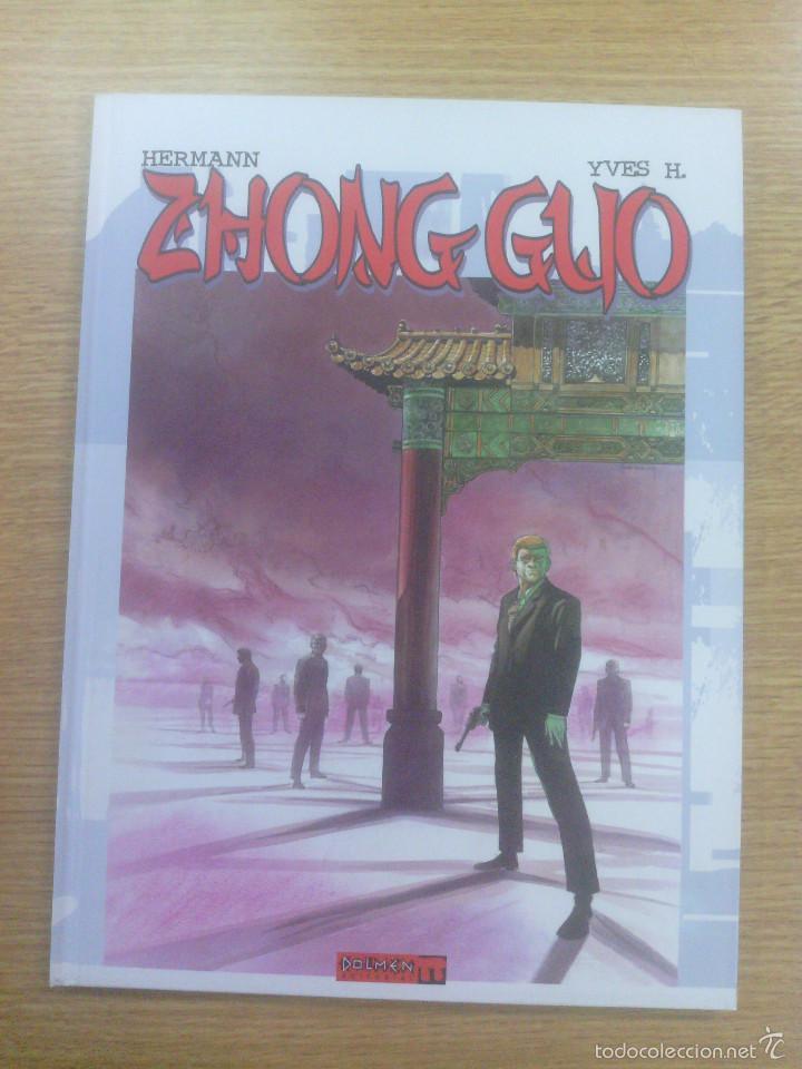 ZHONG GUO (DOLMEN) (Tebeos y Comics - Comics otras Editoriales Actuales)