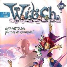 Cómics: REVISTA WITCH NUMERO 28 TAN LEJOS, TAN CERCA. Lote 60083207