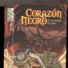 Cómics: CORAZÓN NEGRO. EL CONTINENTE DE MOM. BOU,QUIM. COMIC-170. Lote 194931835