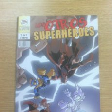 Comics: LOS OTROS SUPERHEROES #3 (GRAPA). Lote 60336991
