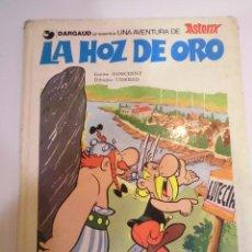 Cómics: ASTERIX - LA HOZ DE ORO - NUM 3 - TAPA DURA- UDERZO & GOSCINY - ED JUNIOR 1979. Lote 60369767