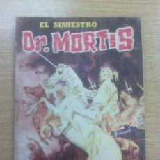 Cómics: EL SINIESTRO DR. MORTIS #99. Lote 60443675