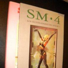 Cómics: SM 3 LOS ILUSTRADORES DEL DOLOR 1 Y 2 / JUAN JOSE FERNANDEZ Y LUIS VIGIL. Lote 60516751