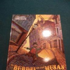 Cómics: EL BURDEL DE LAS MUSAS - TOMO 1 - EN EL MOULIN ROUGE - COMICS DE GRADIMIR SMUDJA - IO EDICIONES 2004. Lote 60571431