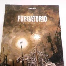 Cómics: PURGATORIO - LIBRO 1- TAPA DURA- CHABOUTE - GLENAT 2004. Lote 60640047