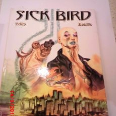 Cómics: SICK BIRD - NUM 2 - TAPA DURA- TRILLO & BOBILLO - IMAGICA COMICS 2001. Lote 60640799