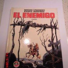 Cómics: BUDDY LONGWAY - EL ENEMIGO- TAPA DURA- DERIB - JET BRUGUERA 1983. Lote 60646927
