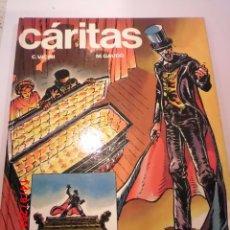 Cómics: CARITAS- TAPA DURA- VICINI & M.GAUDO - JET BRUGUERA 1983. Lote 60646991