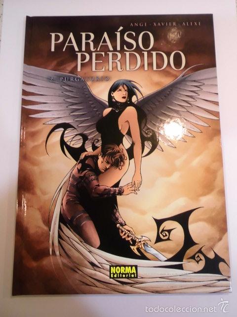 PARAISO PERDIDO - 2 - PURGATORIO - TAPA DURA - ANGE & XAVIERT & ALEXE NORMA EDITORIAL 2005 (Tebeos y Comics Pendientes de Clasificar)