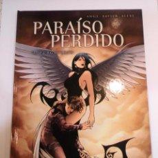 Cómics: PARAISO PERDIDO - 2 - PURGATORIO - TAPA DURA - ANGE & XAVIERT & ALEXE NORMA EDITORIAL 2005. Lote 60647703