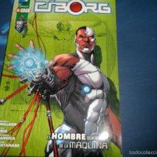 Cómics: CÍBORG: EL HOMBRE DENTRO DE LA MAQUINA DC CÓMICS ECC EDICIONES VÉRTIGO. Lote 60648371