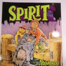 Cómics: SPIRIT - BIENVENIDO A CASA EBONY - WILL EISNER - NORMA - 1989. Lote 167194830