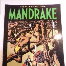 Cómics: MANDRAKE - PAGINAS DOMINICALES NUM 3 - LEE FALK & PHIL DAVIS - ED EUROCLUB - 1998. Lote 60672599