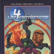 Cómics: BEST OF MARVEL ESSENTIALS - LOS 4 FANTÁSTICOS VOLUMEN 1 - PANINI. Lote 60845055