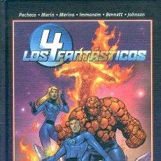Cómics: BEST OF MARVEL ESSENTIALS - LOS 4 FANTÁSTICOS VOLUMEN 2 - PANINI. Lote 60845515
