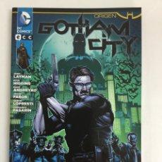 Cómics: BATMAN ORIGEN. GOTHAM CITY - ECC EDICIONES. Lote 43122170