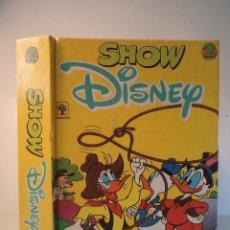 Cómics: SHOW DISNEY 2. EDITORIAL PRIMAVERA. Lote 61089815