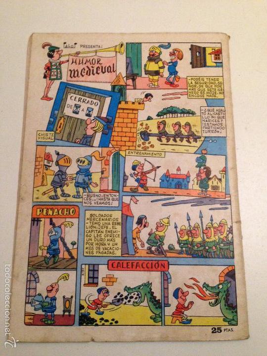 Cómics: EXTRA EL GUERRERO DEL ANTIFAZ. ALMANAQUE 1974. VALENCIANA - Foto 3 - 61184235