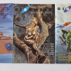 Cómics: GIGAMESH 11,12,13. Lote 61198351