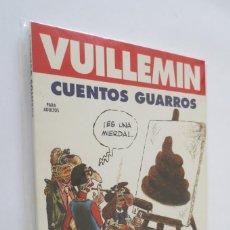 Cómics: VUILLEIMIN CUENTOS GUARROS. Lote 61198587