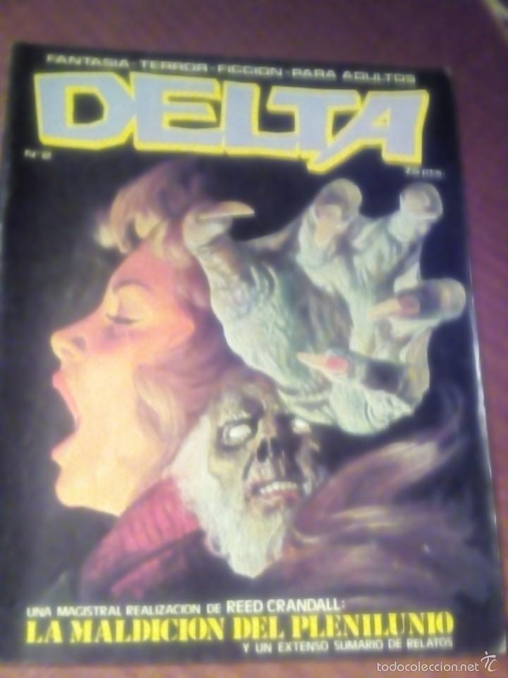 DELTA N-2 (Tebeos y Comics - Comics otras Editoriales Actuales)
