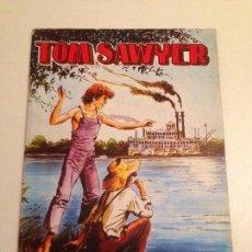 Cómics: COLECCION COMPLETA DE 1 NUMERO. TOM SAWYER. ADAPTACION. VALENCIANA 1981. Lote 61224327