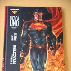 Cómics: SUPERMAN, TIERRA UNO, VOLUMEN 2, ED. ECC, TAPA DURA, DC. Lote 61429007
