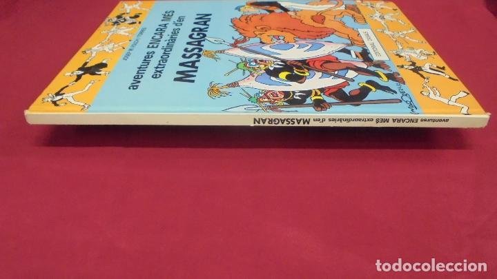 Cómics: MASSAGRAN. Nº 2. AVENTURES ENCARA MÉS EXTRAORDINARIES D'EN MASSAGRAN. EDITORIAL CASALS. EN CATALÁ. - Foto 3 - 61439231