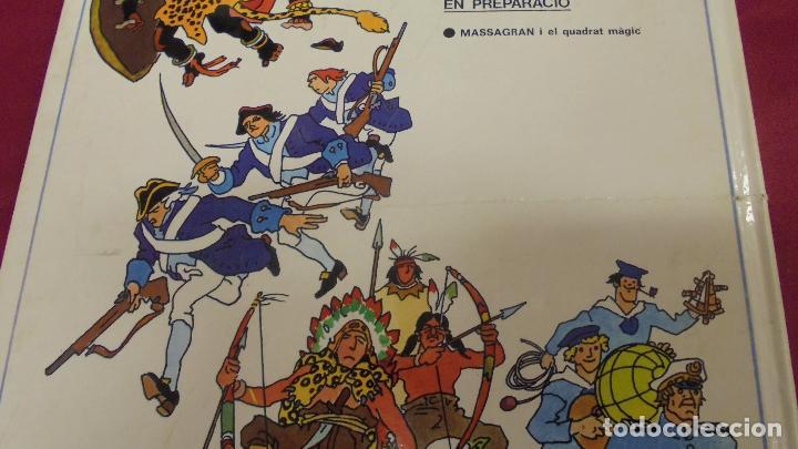 Cómics: MASSAGRAN. Nº 2. AVENTURES ENCARA MÉS EXTRAORDINARIES D'EN MASSAGRAN. EDITORIAL CASALS. EN CATALÁ. - Foto 4 - 61439231