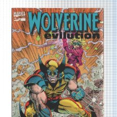 Cómics: WOLVERINE: EVILUTION - ANN NOCENTI, ONE-SHOT (TPB MARVEL COMICS). Lote 61520274