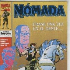 Cómics: SERIES LIMITADAS NUMERO 15: NOMADA NUMERO 2. Lote 61523570
