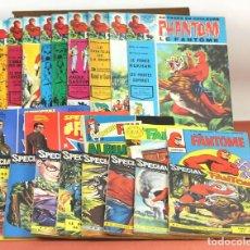 Cómics: 7991 - FANTÔME. 25 EJEMPLARES.(VER DESCRIPCIÓN). VARIAS EDITORIALES. 1965/1977.. Lote 61556200