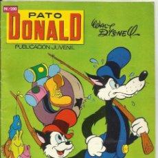 Cómics: PATO DONALD Nº 200. Lote 61835440