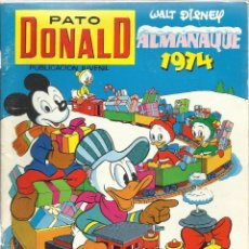 Cómics: ALMANAQUE PATO DONALD 1974. Lote 61970808