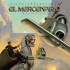 Cómics: CÓMICS. EL MERCENARIO VOL. 13. EL RESCATE 2 - VICENTE SEGRELLES (CARTONÉ). Lote 181125351