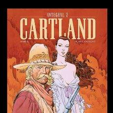 Cómics: JONATHAN CARTLAND INTEGRAL 2 HARLÉ - BLANC-DUMONT. Lote 62013288