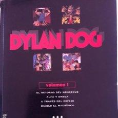 Cómics: DYLAN DOG 4 PRIMEROS NÚMEROS. Lote 62051284