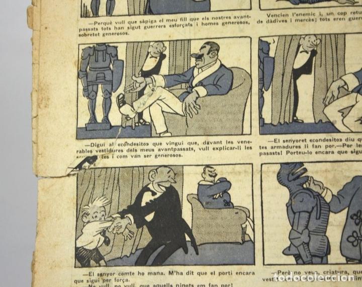 Cómics: 8018 - SUPLEMENTOS VIROLET. 95 EJEMPLARES(VER DESCRIPCIÓN). EDIC. BAGUÑA. 1922/25. - Foto 4 - 62054052