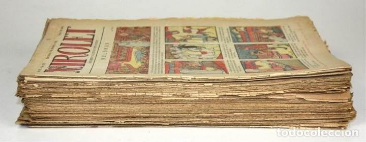 Cómics: 8018 - SUPLEMENTOS VIROLET. 95 EJEMPLARES(VER DESCRIPCIÓN). EDIC. BAGUÑA. 1922/25. - Foto 14 - 62054052