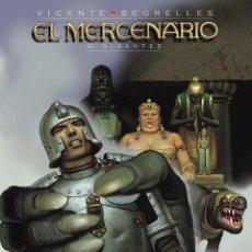 Cómics: CÓMICS. EL MERCENARIO VOL. 10. GIGANTES - VICENTE SEGRELLES (CARTONÉ). Lote 62093484