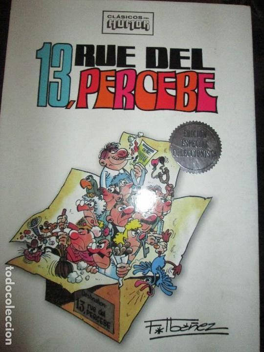 13 RUE DEL PERCEBE (Tebeos y Comics Pendientes de Clasificar)