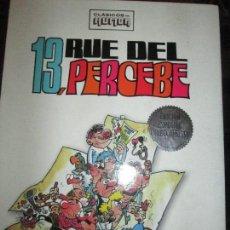 Cómics: 13 RUE DEL PERCEBE. Lote 62124420