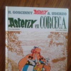 Cómics: ASTERIX EN CORCEGA. R. GOSCINNY. A. UDERZO. CIRCULO DE LECTORES. BUEN ESTADO. TAPA DURA.. Lote 62167780