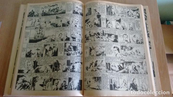 Cómics: LA HISTORIETA PRESENTA 1 TOMO EL HIJO DEL DIABLO DE LOS MARES. ESPECIAL BOIXCAR. URSUS 1982. - Foto 2 - 62305316