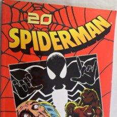 Cómics: COMIC SPIDERMAN Nº 20. LOS FANTASMAS TAMBIÉN TEMEN A LA NOCHE. PLANETA DEAGOSTINI.. Lote 62365380
