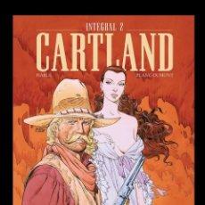 Cómics: CARTLAND INTEGRAL 2 - HARLÉ Y BLANC-DUMONT - PONENT MON. Lote 62510104
