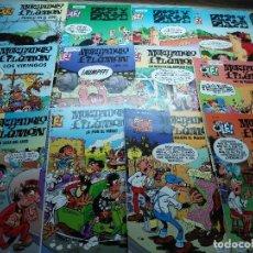 Cómics: LOTE DE 13 COMICS DE MORTADELO, FILEMON Y ZIPI Y ZAPE , PEPE GOTERA Y OTILIO. MUY BUEN ESTADO. Lote 62568916