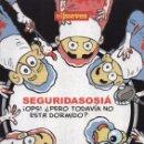 Cómics: EL JUEVES - SEGURIDASOSIA: OPS, PERO TODAVIA NO ESTA DORMIDO? (NUEVO). Lote 62657832