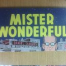 Cómics: MISTER WONDERFUL (DANIEL CLOWES) (MONDADORI). Lote 62685276